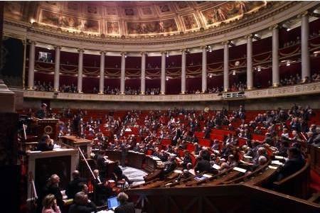 Le Pouvoir Legislatif En France L Assemblee Et Le Senat
