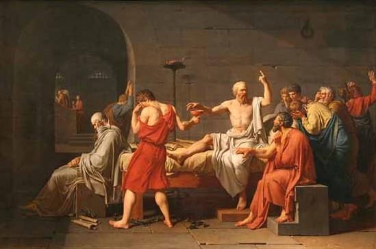 Socrate développe l'expérience philosophique