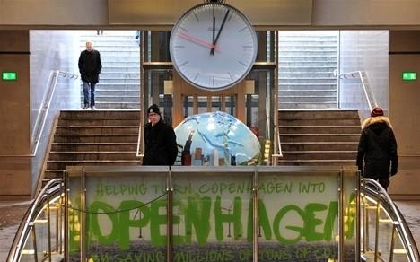 Sommet de Copenhague: ils n'ont rient fait ou presque!